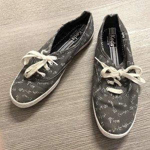 Keds sneakers - Math-themed!